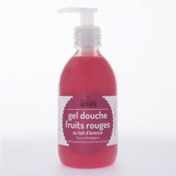 GEL DOUCHE PARFUME FRUITS ROUGES 300 ML